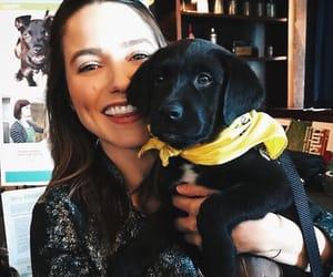 brooke davis, dogs, and girls image