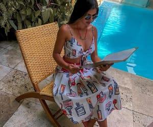 blogger, fashion, and brazil image