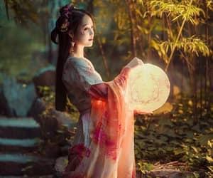 allah, beautiful, and woman image