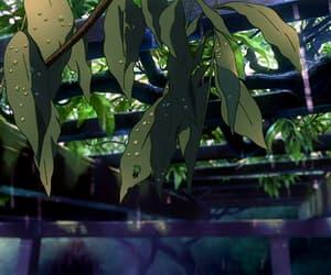 aesthetic, gif, and anime scenery image