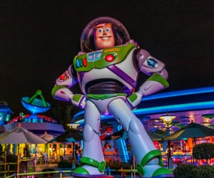 buzz lightyear, disney world, and movies image