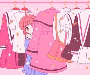 anime, sakura card captor, and cute image