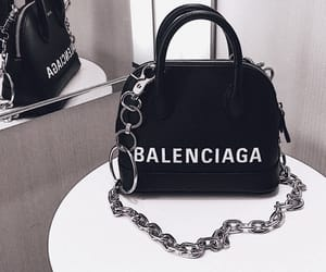 bag, Balenciaga, and fashion image