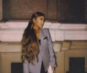 ariana grande, breathin, and ariana image