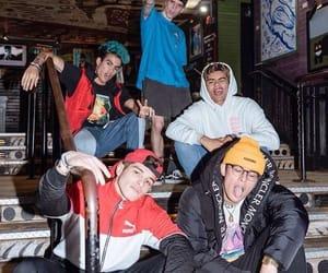 prettymuch, boys, and Nick Mara image