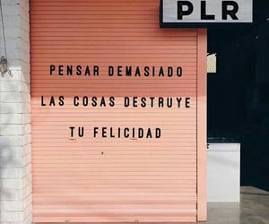 frases, felicidad, and quotes image