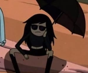 cartoon, grunge, and marceline image
