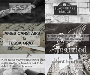 aesthetic, otp, and tessa gray image