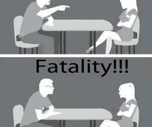 mortal kombat, speed dating, and boss fight image