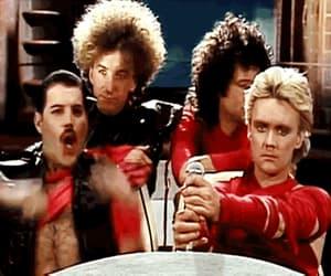 brian, Freddie Mercury, and gif image
