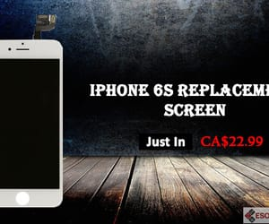 iphone 6s spare parts, apple iphone 6s parts, and iphone 6s repair parts image