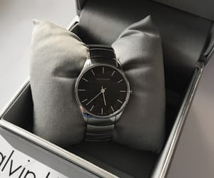 beauty, watch, and klein image