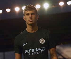 football, manchester city, and john stones image