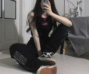 alternative, clothes, and black image