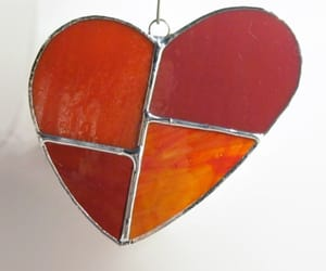 etsy, loveheart, and red heart image