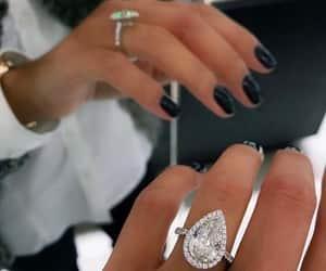 diamond, luxury, and fashion image