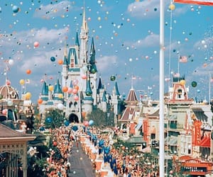 disney and balloons image