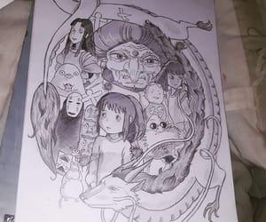art, characters, and chihiro image