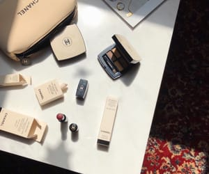 chanel makeup and les beiges image