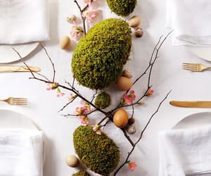 decor, ideas, and spring image
