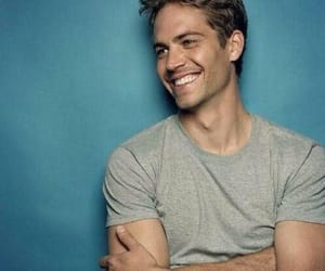 paul walker, smile, and rip image