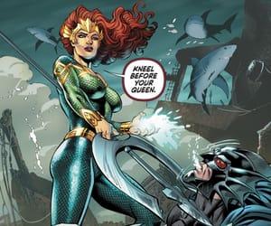 aquaman, comic, and dc comics image