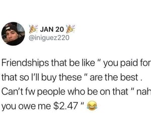 funny, friends, and 😂 image