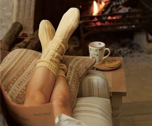 aesthetic, cozy, and relaxing image