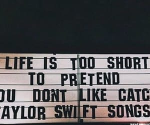 night, Taylor Swift, and sign image