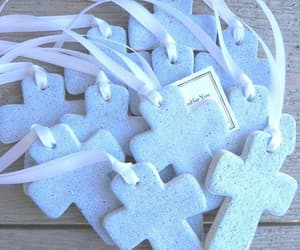 etsy, personalized gift, and christening favors image