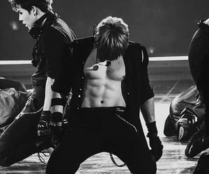 black white, kpop, and lee image