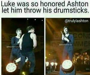 concert, drummer, and drumsticks image