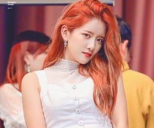 exy, cosmic girls, and k-pop image