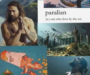 aquaman, Collage, and orin image