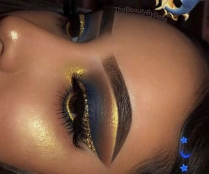aesthetic, makeup, and cute image