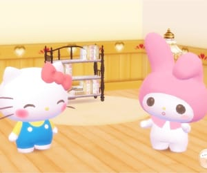 sanrio, cute, and hello kitty image