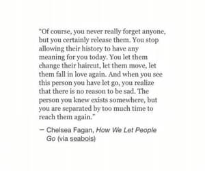 forget, heartbreak, and let go image