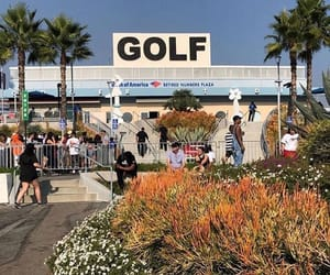 aesthetic, fashion, and golf image