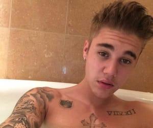 bath, justin bieber, and celebrities image