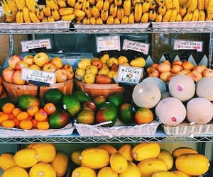 tropical, summer, and food image