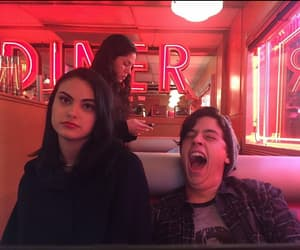 riverdale, cole sprouse, and veronica lodge image
