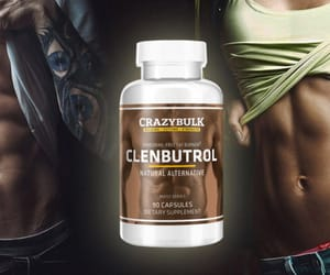 bodybuilding supplements and clenbutrol review image