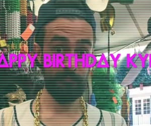 birthday, bastille, and kyle simmons image