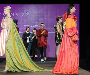 genevieve potgieter, sanrizz, and hairdressing awards image