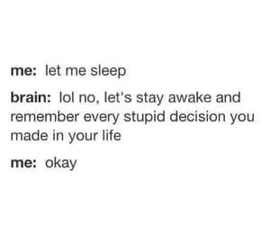 sleep, brain, and life image