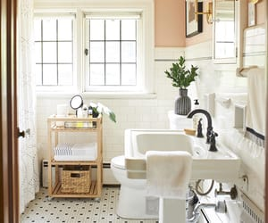 bathroom, apartment, and home image