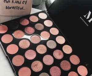 makeup, matte, and pink image