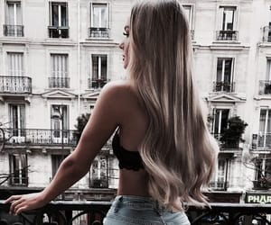 balcony, body, and chic image