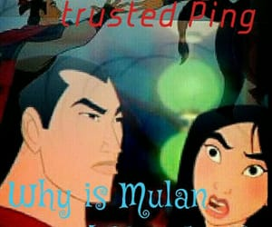 disney, girl power, and ping image