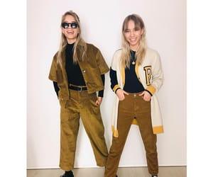 aesthetic, girls, and fashion image